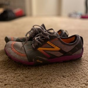 New Balance Minimus Trail trainers.